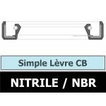 6X13X4.5 CB NBR
