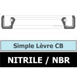 6X15X4 CB NBR