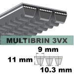 3VX400x4 Brins