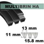 HA60x3 Brins