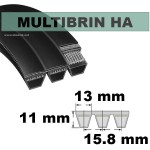 HA60x4 Brins