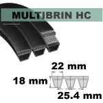 HC128x6 Brins