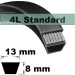 4L490 STANDARD (NOIRE non Kevlar)