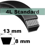 4L520 STANDARD (NOIRE non Kevlar)