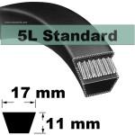5L280 STANDARD (NOIRE non Kevlar)