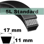 5L420 STANDARD (NOIRE non Kevlar)