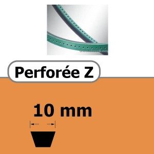 PERFOREE Z 10 x 6 mm