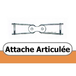 ATT.ARTIC.PERFOREE B 17 x 11 mm