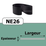 NE26/670x20 mm
