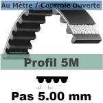 5M15 mm Fibre Verre