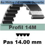 14M40 mm Fibre Verre