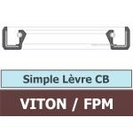 6X22X7 CB FPM/VITON