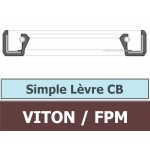 7.94X19.05X7.94 CB FPM/VITON