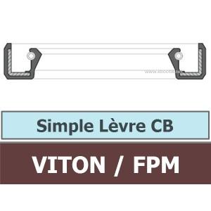 11.50X24X10 CB FPM/VITON