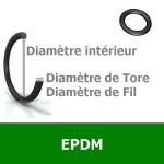 2.50x1.50 EPDM 70