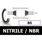 BS6.60x11.00x1.00 / 304 NBR