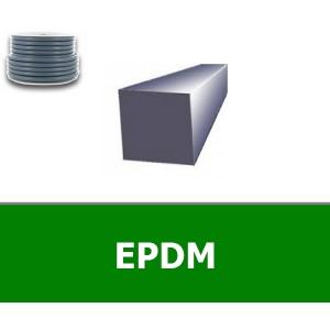 CARRE 4.00 mm EPDM 70