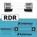 28X41X6.5 RDR INOX