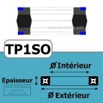 100x80x30 TP1 NBR