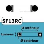 8x11.5x2.5 SF13RC PRV