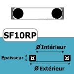 14.9x20x3.5 SF10RP BRN