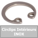 CIRCLIP 25.00 mm INT INOX
