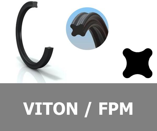 JOINTS QUATRE LOBES FPM / VITON