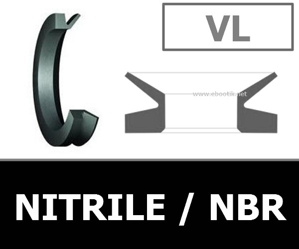 JOINTS V-RING VL NBR / NITRILE