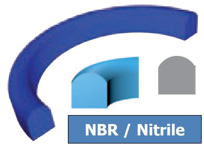 JOINTS D-RING ASEPTIQUE FDA<br>HS-10 NBR pour RACCORDS