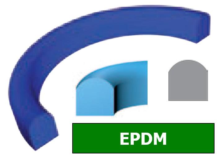 JOINTS D-RING ASEPTIQUE FDA<br>HS-10 EPDM pour RACCORDS