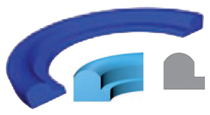 JOINTS D-RING ASEPTIQUE FDA HS-12 pour RACCORDS