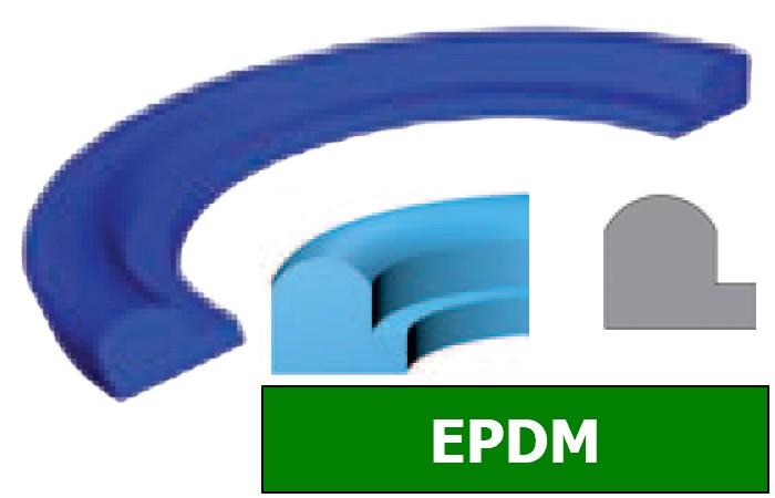 JOINTS D-RING ASEPTIQUE FDA<br>HS-12 EPDM pour RACCORDS