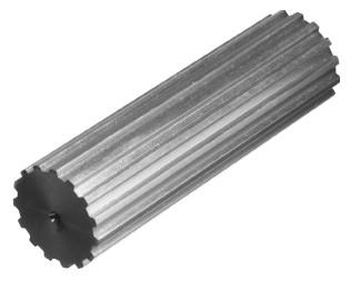 BARREAUX PROFIL T20 (Pas : 20 mm) ALUMINIUM