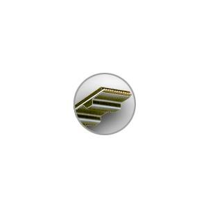 COURROIES CRANTEES / DENTEES XL NEOPRENE (PAS 5.08 mm)