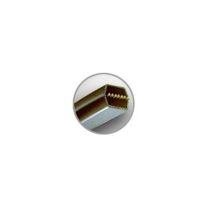 COURROIES HEXAGONALES AA (LARGEUR 13 mm)