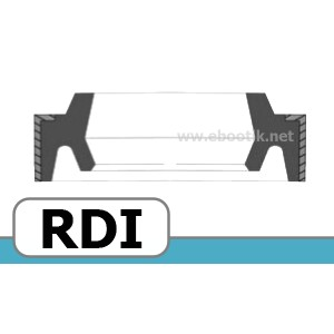 JOINTS RACLEURS FORME RDI