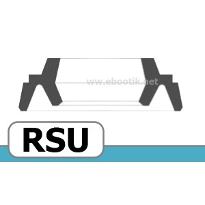 JOINTS RACLEURS FORME RSU