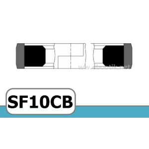 JOINTS COMPOSITES FORME SF10CB