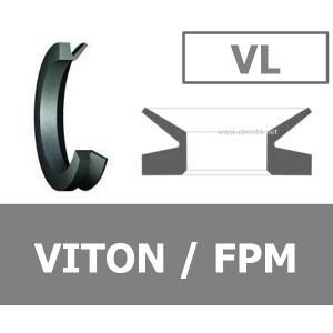 JOINTS V-RING VL FPM / VITON