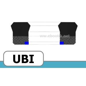 JOINTS FORME UBI NBR/NITRILE+TEXTILE
