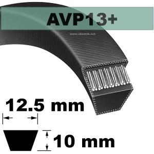 COURROIE AVP13x2500 mm La/Le Version +