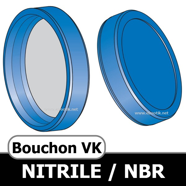 BOUCHON VK 18x4.5 NBR