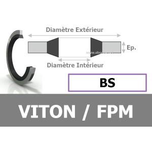 BAGUE BS 11.69x19.05x2.03 / 009 FPM
