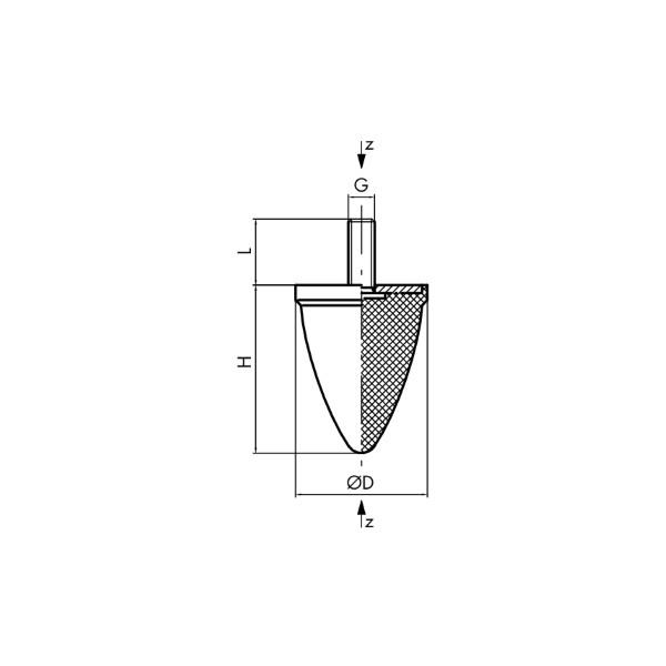 BUTEE PROGRESSIVE MALE 115x136 M16