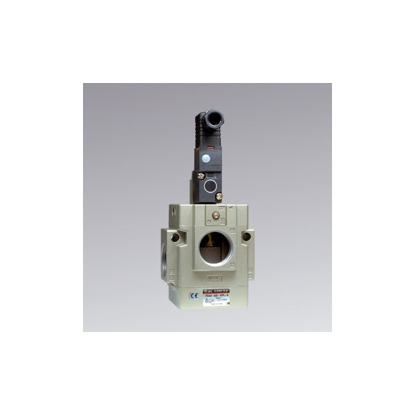 ELECTROVANNE 3/2 - G3/4 - NF / NO - 24 VDC