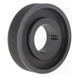 POULIE STRIEE / POLY-V 100 mm PL12 Gorges TL2012