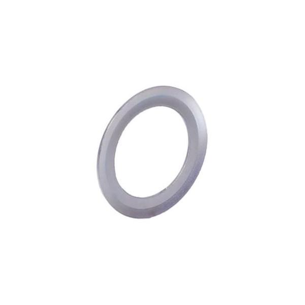 FLASQUE B9x1,5 mm - 48x37 mm POUR POULIE CRANTEE