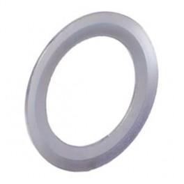 FLASQUE B17x1 mm - 75x60 mm POUR POULIE CRANTEE
